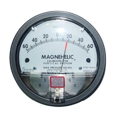 Magnehelic-Gauge